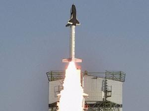 ISRO successfully launches India's first indigenously made space shuttle- the Reusable Launch Vehicle (RLV)