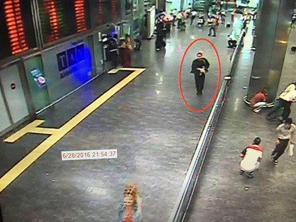 Istanbul Airport Attack, istanbul ataturk airport attack, istanbul airport attack video, Istanbul airport, Istanbul Attack, Ataturk airport, Ataturk airport attack, suicide bomb attack, Turkish Haberturk newspaper, Turkey bomb blast