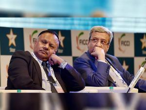 Ajay Mittal with Chairman and MD, Cadila Healthcare limited, Pankaj Patel