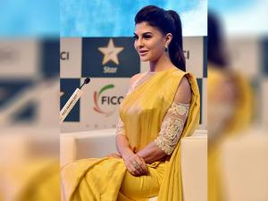 Jacqueline Fernandez during the FICCI FRAMES 2017