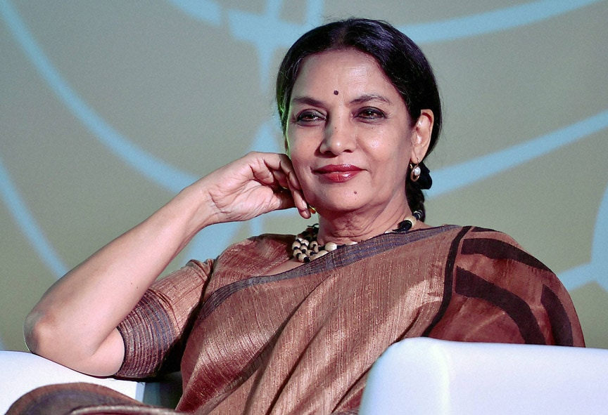 Actress, social activist, Shabana Azmi, launch, public, service, message, form, music, video, Phool Khil Jayenge,  New Delhi