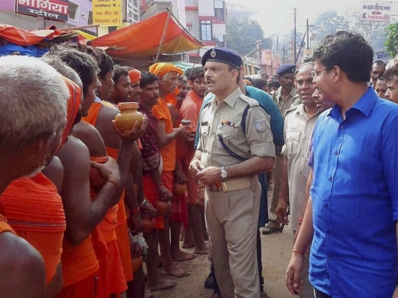 Jharkhand temple stampede, Babadham Temple, Deoghar temple stampede, India, Jharkhand, Deoghar