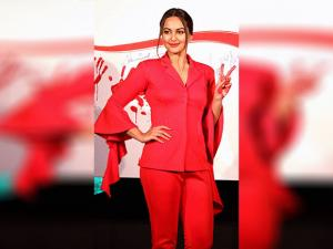 Sonakshi Sinha at the launch of Force 2