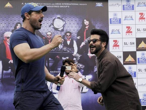 Anil Kapoor, John Abraham, Welcome Back, Welcome Back Trailer