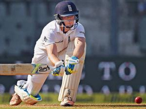 England batsman Jos Buttler in action