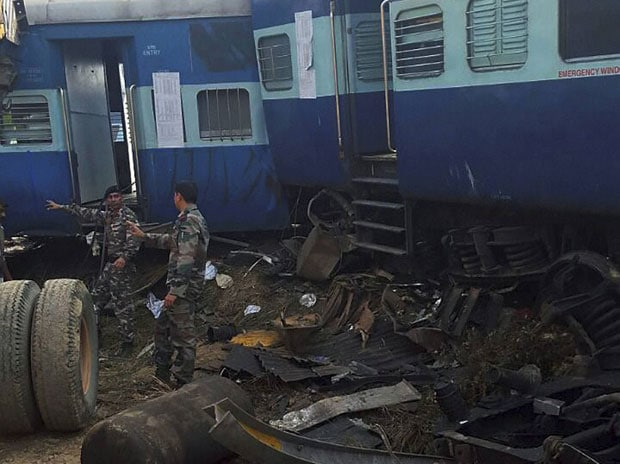 kanpur train accident, kanpur train tragedy, Indore Patna Expressway, derail, train crash, Indian Railways, railways, Kanpur, IRCTC, Uttar Pradesh, TRAIN, PUKHRAYAN,KANPUR, new Delhi, India