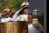 The Chief of Naval Staff, Admiral R K Dhowan paying homage at Amar Jawan Jyoti