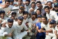 Karnataka overwhelm Tamil Nadu to retain Ranji title