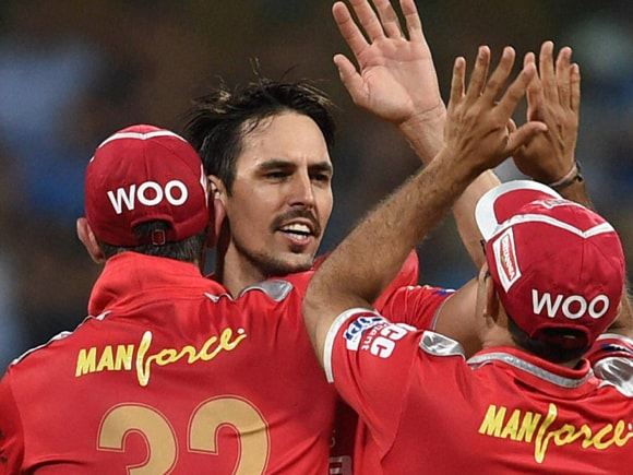 Mitchell Johnson, IPL, Pepsi IPL, Kings XI Punjab, Mumbai Indians, MI