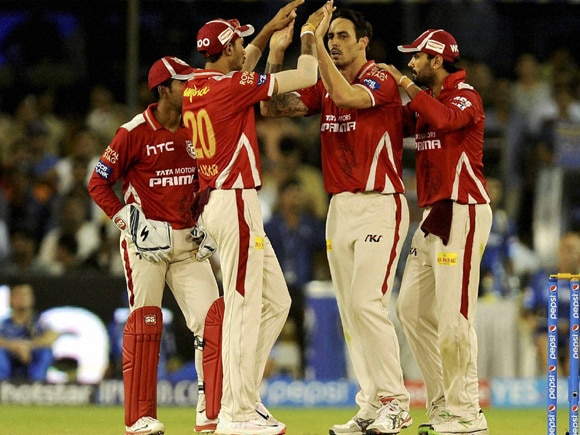 Ajinkya Rahane, Mitchell Johnson, IPL, Pepsi IPL, Kings XI Punjab, Rajasthan Royal