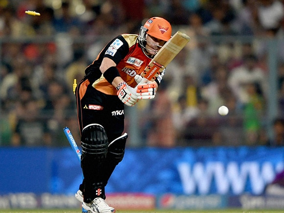 David Warner, IPL, IPL Pepsi, Kolkata Kinght Rider, Sunrisers Hyderabad