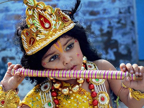 Gokulashtami, Krishna Janmashtami, Krishna Birth, Dhai Handi, Lord Krishna, Janmashtami celebration