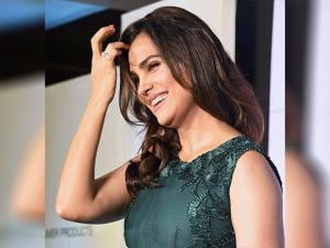 Lara Dutta during the launch of new range of products by Good Knight (repellents)