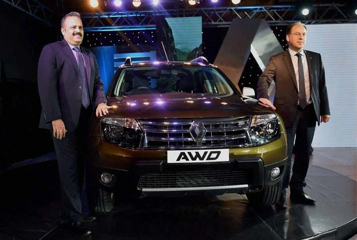 Sumit Sawhney, Country CEO and MD, Renault, Operations, India, launch, Renault Duster AWD