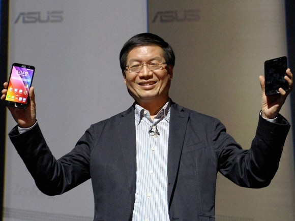 CEO of Asus phone, Jerry Shen, Asus, Asus ZenFone 2, India, Launch, Gurgaon, Haryana
