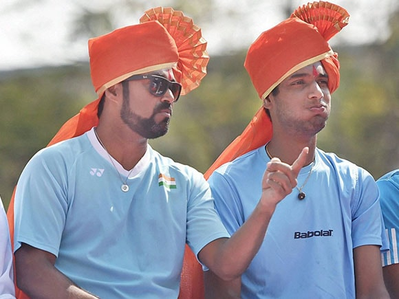 Davis Cup, Leander Paes, Artem Sitak, Indian tennis players, tennis players