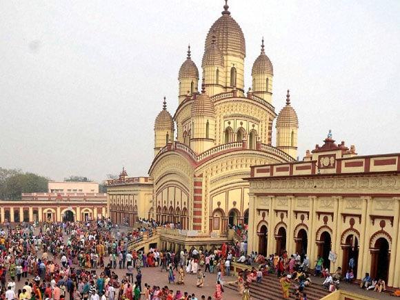 Mahashivratri, Shivratri, Celebration, Devotees, Dakshineswar temple, Temple