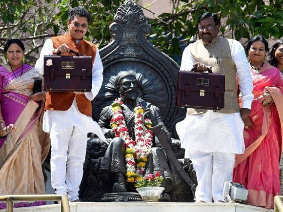 Sudhir Mungantiwar, Deepak Kesarkar, Maharashtra budget, BJP, Shiv Sena, LBT,  Farmers