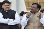 Maharashtra CM Devendra Fadnavis and State Finance Minister Sudhir Mungantiwar