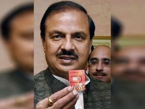 Minister of State for Culture and Tourism (Independent Charge), Mahesh Sharma Free SIM Cards for foreign tourists arriving in India