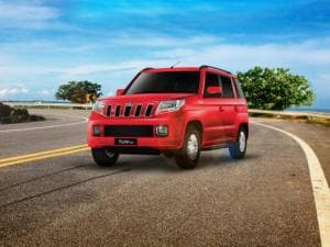 Mahindra launches TUV300 SUV