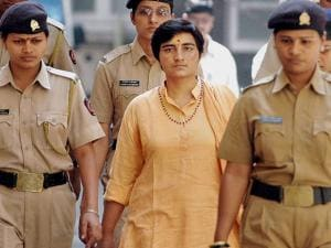 Malegaon blasts accused Pragya Singh Thakur who got bail