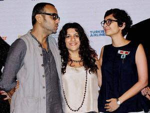 Dibakar Banerjee, Kiran Rao, Zoya Akhtar