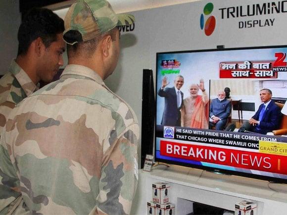 Barack Obama, Narendra Modi,  Prime Minister Narendra Modi, US President Barack Obama, Mann ki Baat,BSF