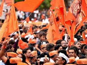 Marathas' silent march in Mumbai hits normal life