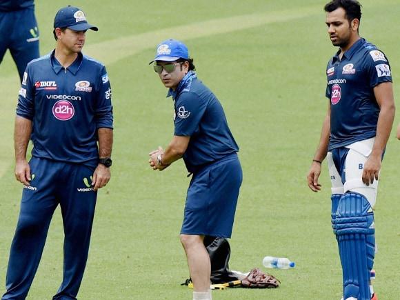 Sachin Tendulkar, Ricky Ponting, IPL