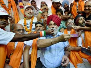 Modi government announces OROP scheme