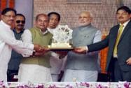 Modi inaugurates revamped Rourkela Steel Plant unit