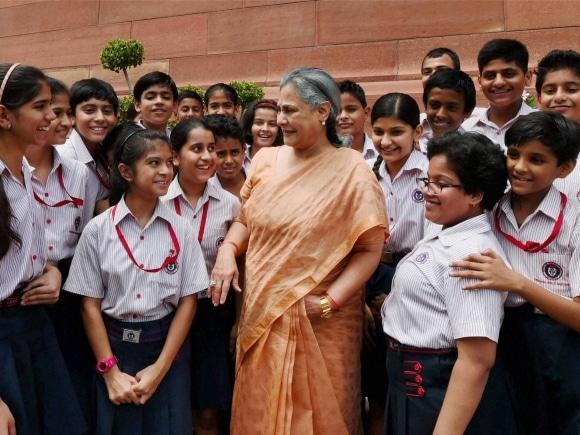 Jaya Bachchan, Land Bill, Parliament, Monsoon session, Land Acquisition Act, BJP, New Delhi