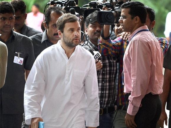 Rahul Gandhi, Congress, Land Bill, Parliament, Monsoon session, Land Acquisition Act, BJP, New Delhi