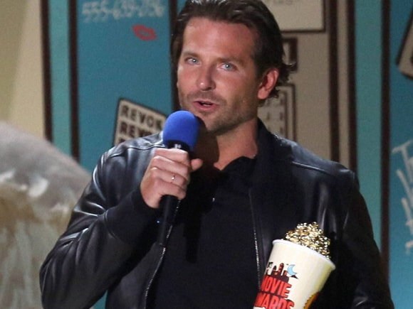Bradley Cooper, American Sniper, MTV Movie Award, Nokia Theatre, MTV, Movie