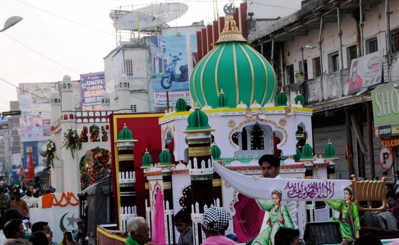 Muslims, vehicle, particpate, Muharram procession, Ranchi