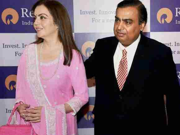 Mukesh Ambani, Nita Ambani, Reliance, Anant Ambani, Akash Ambani, Reliance Industries Ltd, 41st Annual General Meeting, Mumbai