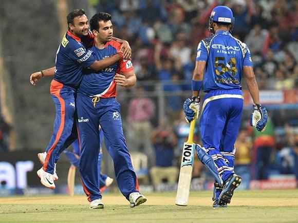 Zahir Khan, L Simmons, IPL, IPL Pepsi, Mumbai Indians, Delhi Daredevils