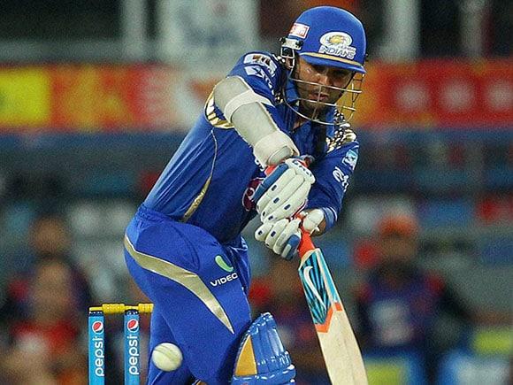 Parthiv Patel, IPL, IPL Pepsi, Mumbai Indians, Sunrisers Hyderabad