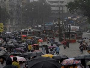 Mumbai rains live: Highest August downpour since 1997