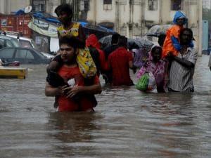Mumbai rains live: Highest August downpour since 1997