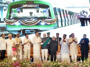 Namma Metro earns more than 3 lakh on First day in Bengaluru