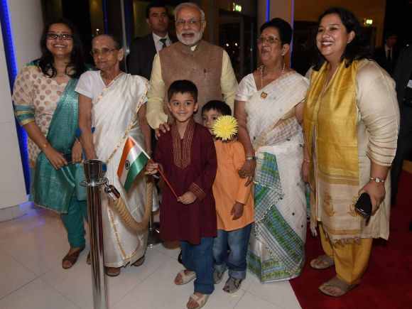 Prime Minister of India, Narendra Modi, India, Tajikistan, Indian Family, Dushanbe, Hotel