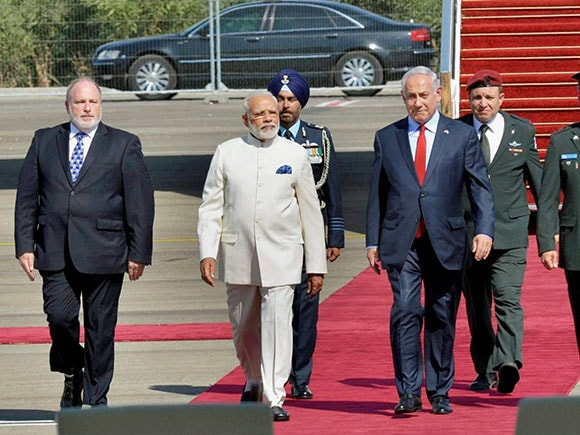 india israel, Narendra Modi, Benjamin Netanyahu, narendra modi israel visit, Israel, India, Danziger Flower Farm