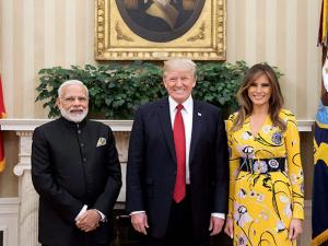 Narendra Modi-Donald Trump meet agreed to ensure stability in Afghanistan