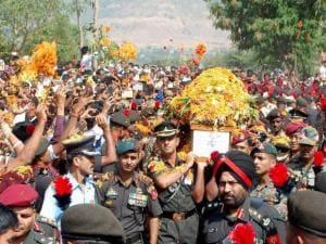 Army Colonel Santosh Mahadik killed in Kashmir encounter