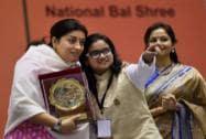 National Bal Shree Honour function