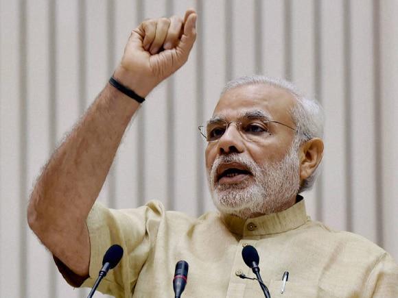 National Panchayati Raj Day, Prime Minister of India, Narendra Mod, Panchayati Raj, Birender Singh, Modi