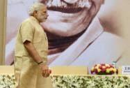 Narendra Modi and Birender Singh