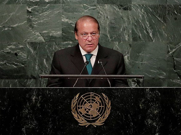Nawaz Sharif, UNGA, Nawaz Sharif speech on kashmir, Nawaz Sharif united nation, UN speech